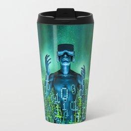Virtual Dawn Travel Mug