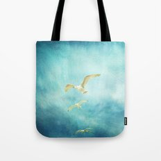 brighton seagulls Tote Bag