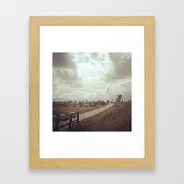 Cheyenne Greenway Framed Art Print