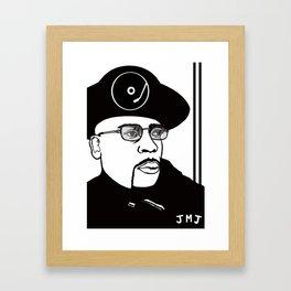 JMJ Framed Art Print