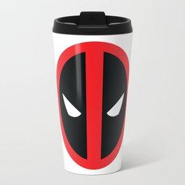 DEAD POOL super hero man Travel Mug