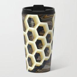 Honeycombs Travel Mug