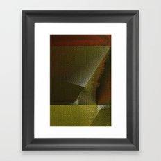 summer travel Framed Art Print