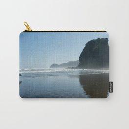 New Zealand, Piha Beach Carry-All Pouch