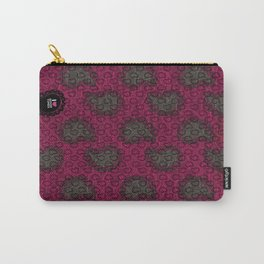 Good Times Paisley Carry-All Pouch