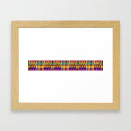 Sanaa Framed Art Print