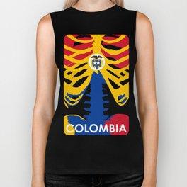 COLOMBIA X-RAYS Biker Tank