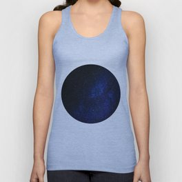 Nightsky Kompas Unisex Tank Top