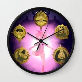Marceline v2 Wall Clock