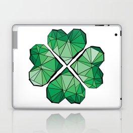 Geometrick lucky charm Laptop & iPad Skin