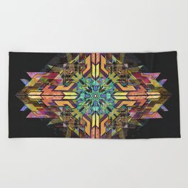 // Point of Relation Beach Towel