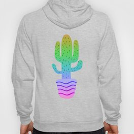 Colourful Cactus Hoody