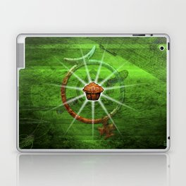 The Mighty Nuffin Muffin Laptop & iPad Skin