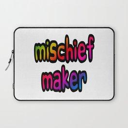 Mischief Maker Laptop Sleeve