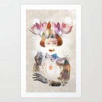 Neither Fish nor Flesh Art Print