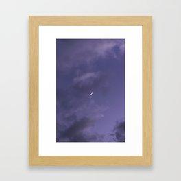 Nueva visible Framed Art Print