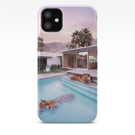 Palm Springs Tigers iPhone Case