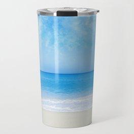 A Day At The Beach - II Travel Mug