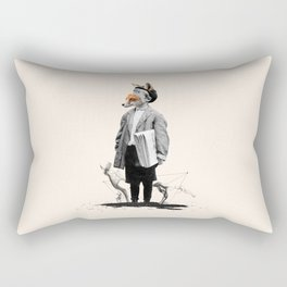 Little Foxy Rectangular Pillow