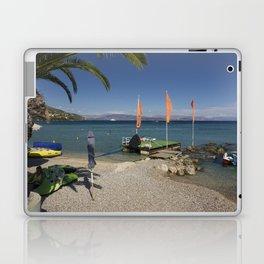 Ipsos beach Laptop & iPad Skin
