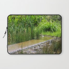 Water Feature Laptop Sleeve