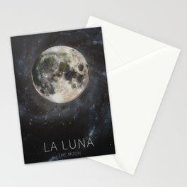 La Luna Stationery Cards