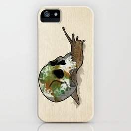Slow Death iPhone Case