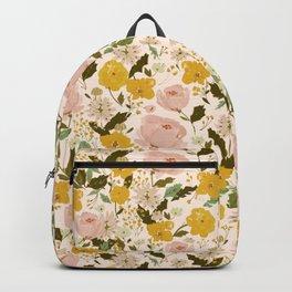 Alice's vintage garden Backpack