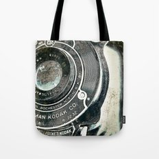 retrospect Tote Bag