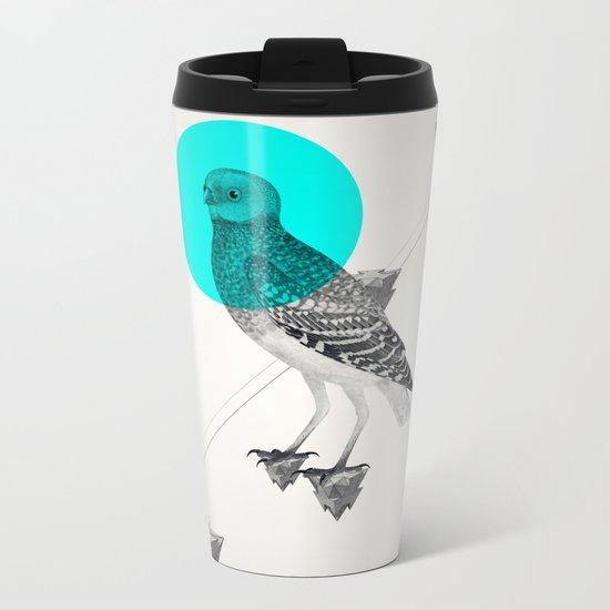 Archetypes Series: Wisdom Metal Travel Mug