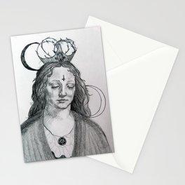 Satanic Virgin Stationery Cards