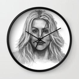 Penny Wall Clock