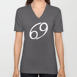 Cancer II Unisex V-Neck