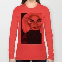 Pink Fighter Long Sleeve T-shirt
