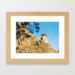 Adobe Framed Art Print