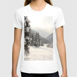 In The Wintertime T-shirt