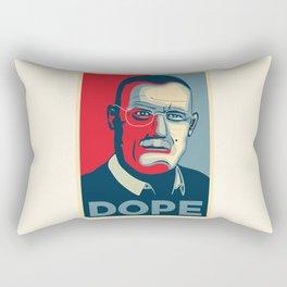 DOPE — Mr White Rectangular Pillow