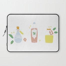 Cute bottles, pastel magic potion Laptop Sleeve