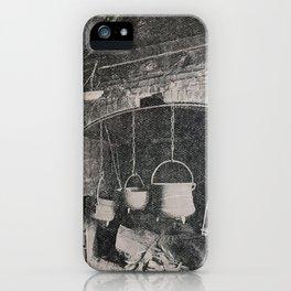 Antique Kitchen iPhone Case