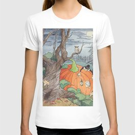 Peter the Pumpkin Eater T-shirt