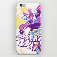 Oni iPhone Skin