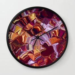 Precious Jems Wall Clock