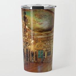 Newport Mansions, Rhode Island - Marble House - Gold Room #1 Travel Mug