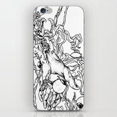 Hand Of Doom iPhone & iPod Skin