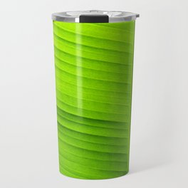 banana tree leaf Travel Mug
