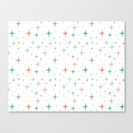 Stars Day Dreaming Canvas Print