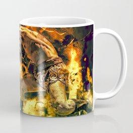 Fight Night Coffee Mug