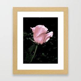Faded Love Framed Art Print