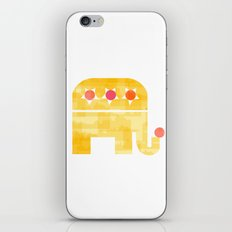 At circus iPhone & iPod Skin