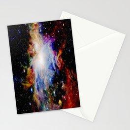 GaLaXY : Orion Nebula Dark & Colorful Stationery Cards
